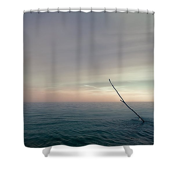 The Ideal Space Shower Curtain