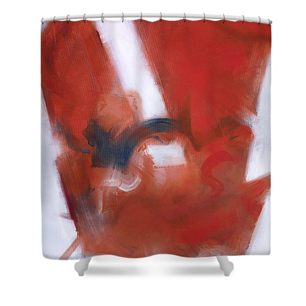 The Keys Of Life - Determination Shower Curtain