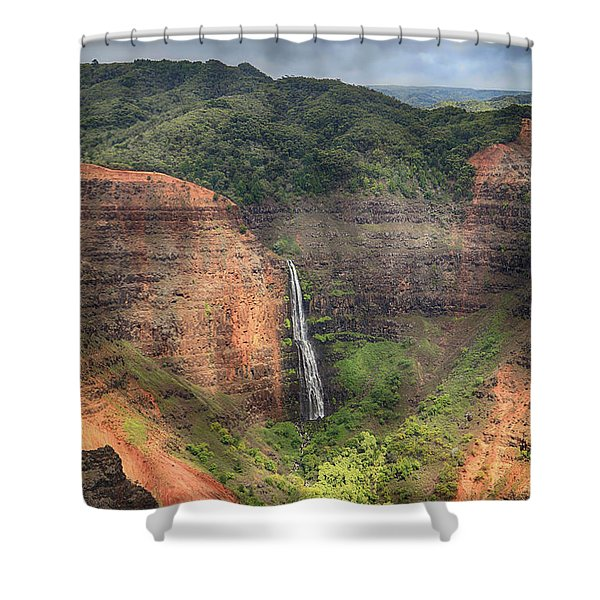 The Kind Of Love That Lasts Forever Shower Curtain