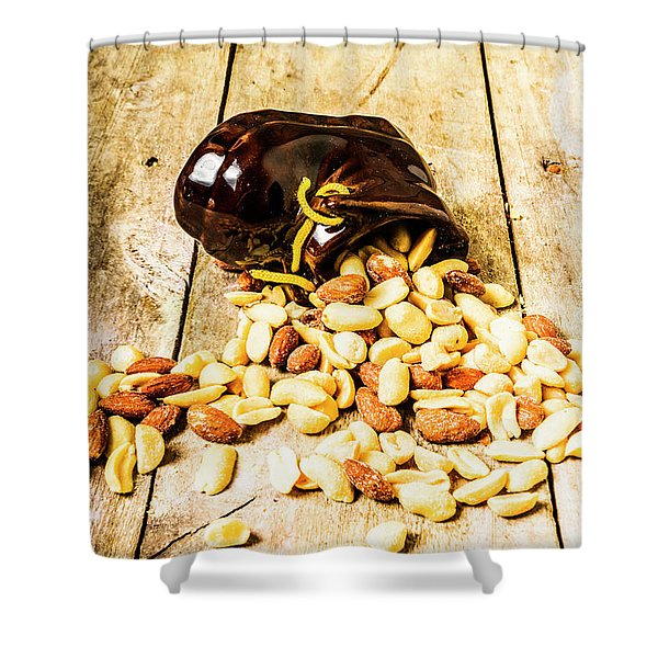 The Kitchen Boot Shower Curtain