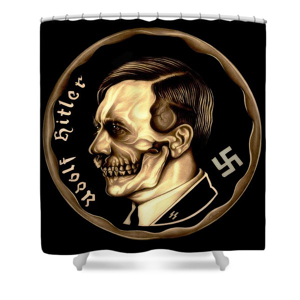 The Last Reich Shower Curtain
