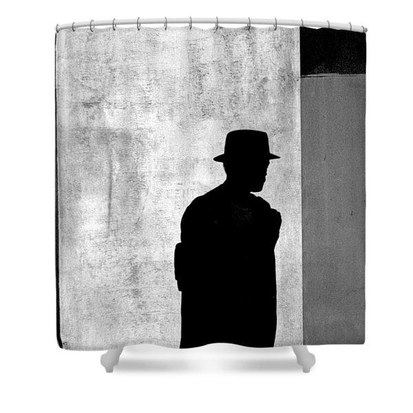 The Last Time I Saw Joe Shower Curtain