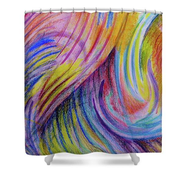 The Magic Of Music Shower Curtain