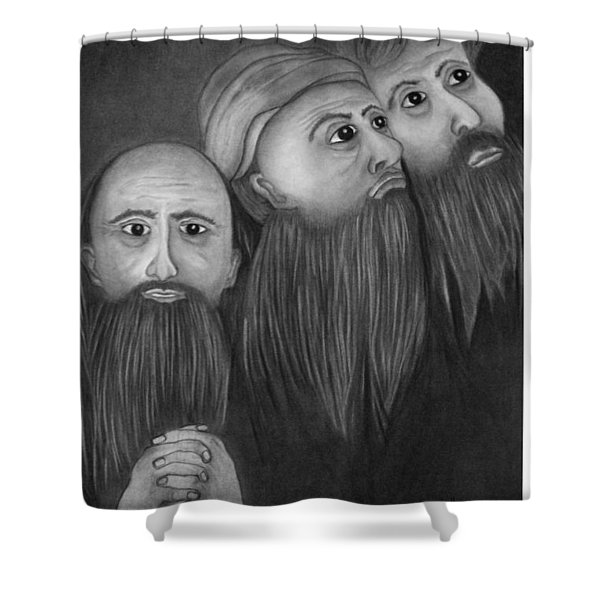 The Magis Shower Curtain
