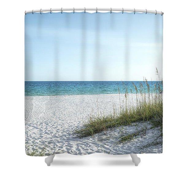 The Magnificent Destin, Florida Gulf Coast  Shower Curtain