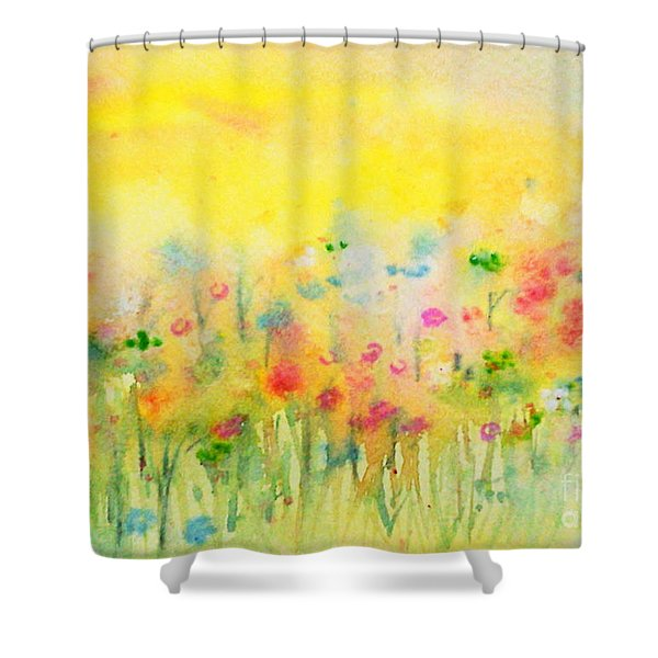 The Meadow Shower Curtain