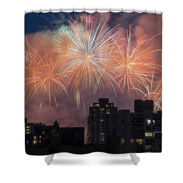 The Netherlands 1 Shower Curtain