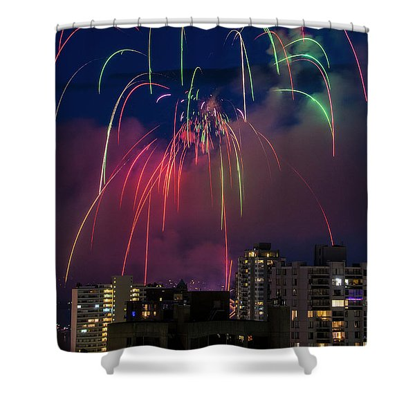 The Netherlands 2 Shower Curtain