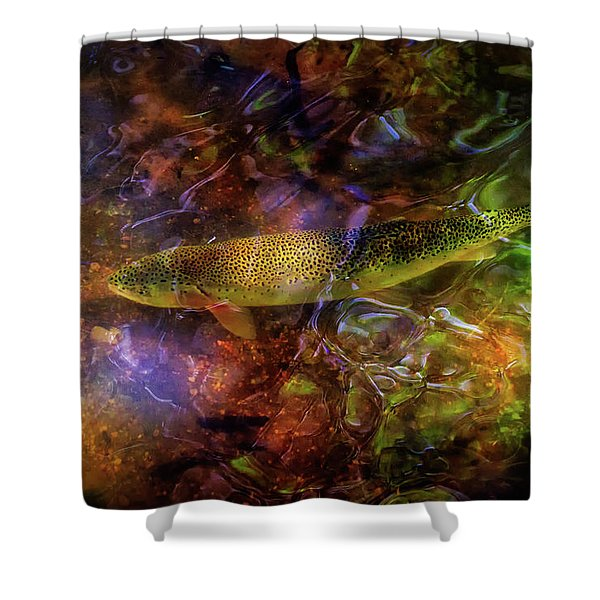 The Next Best Thing Shower Curtain