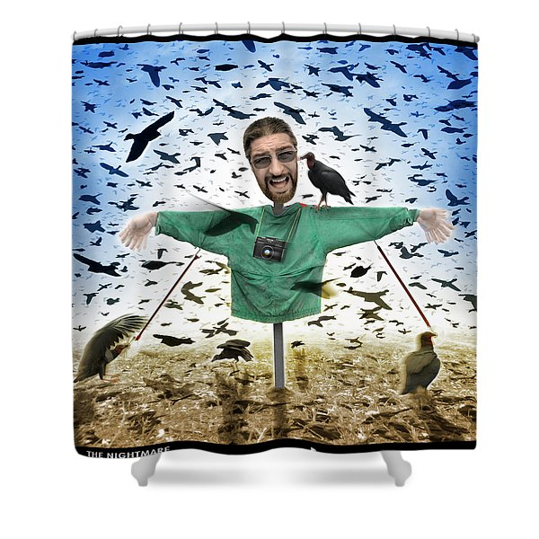 The Nightmare 2 Shower Curtain
