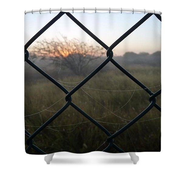 The Outlander Shower Curtain