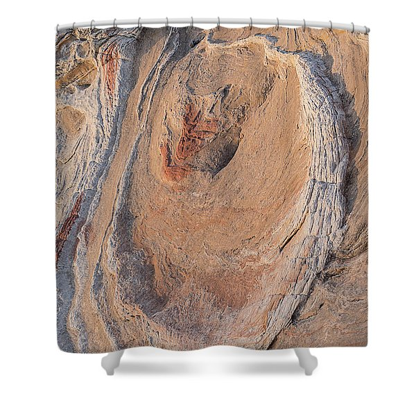 The Oyster At Sunset Shower Curtain