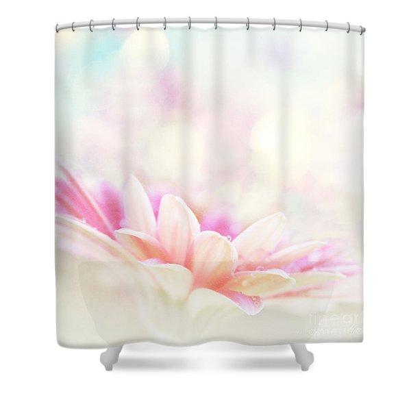 The Paintbrush Of Spirit  Shower Curtain