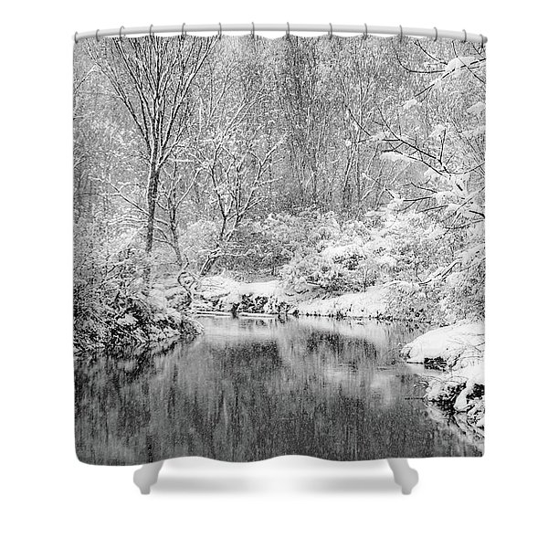 A Perfect Storm Shower Curtain