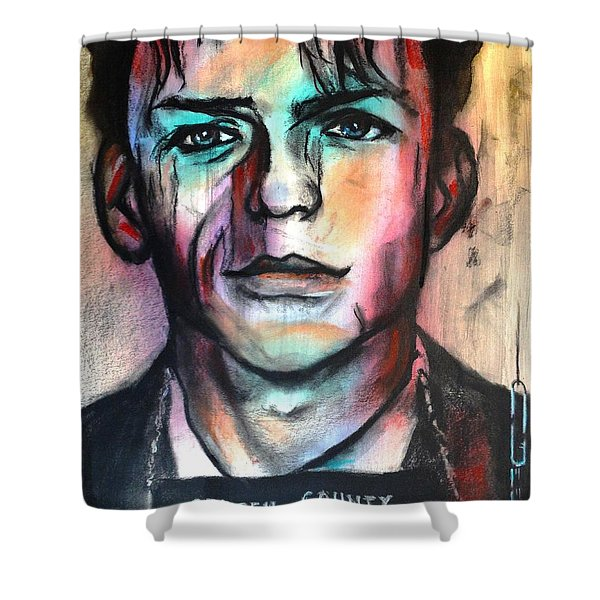 The Player Shower Curtain