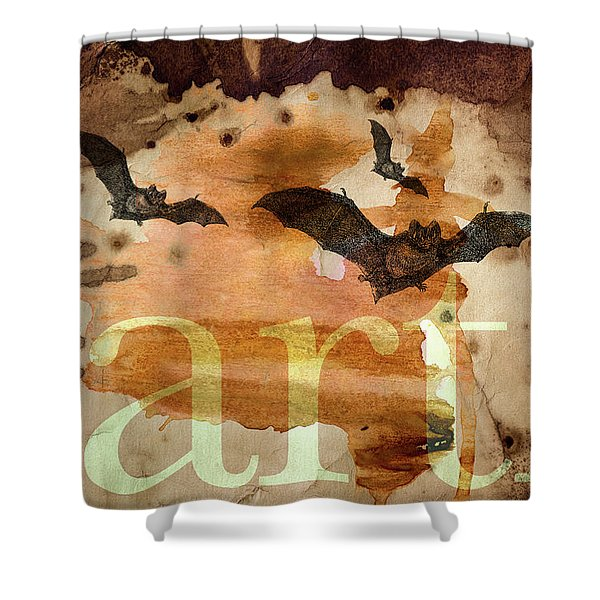 The Potency Of Acceptance Shower Curtain