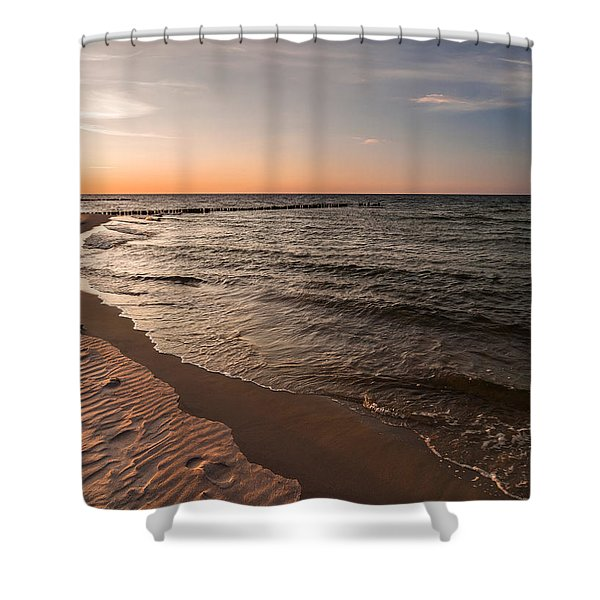 The Print Shower Curtain