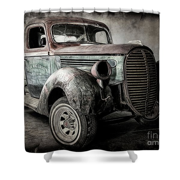The Project Shower Curtain