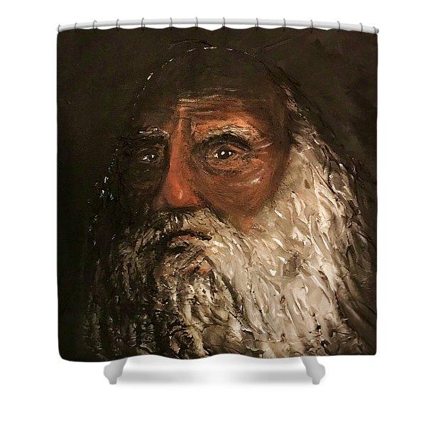 The Prophet Shower Curtain