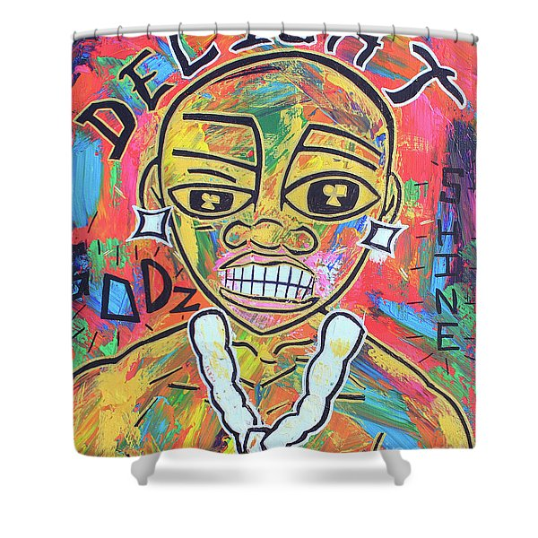 The Rappers Delight  Shower Curtain
