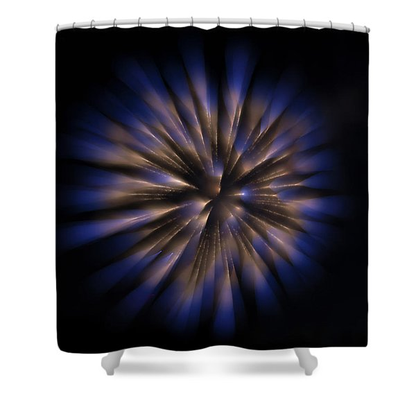 The Seed Of A New Idea Shower Curtain