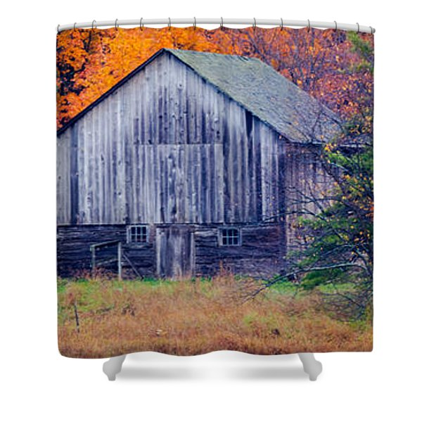 The Shed Shower Curtain