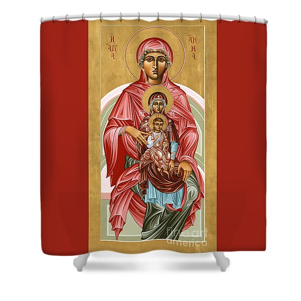 The Shrine Of St Anne 058 Shower Curtain