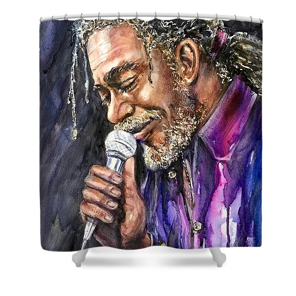 The Singer Shower Curtain