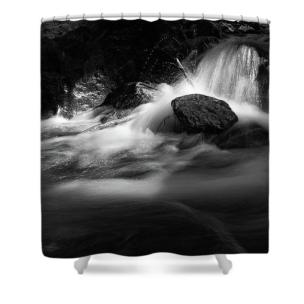 the sound of Ilse, Harz Shower Curtain