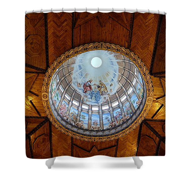 The Story Of Love Shower Curtain