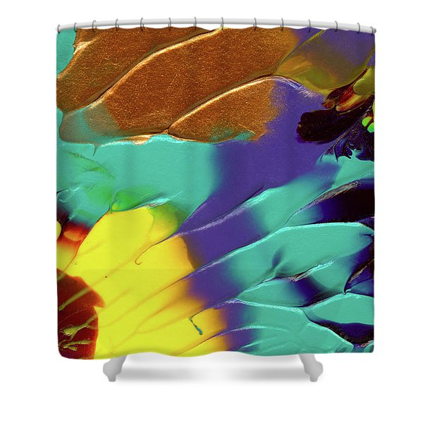The Sunflower Shower Curtain