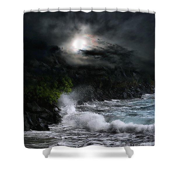 The Supreme Soul Shower Curtain