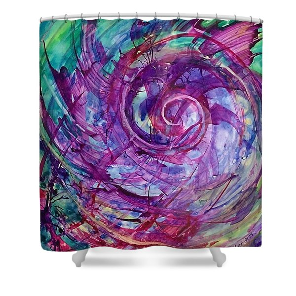 The Swell Shower Curtain