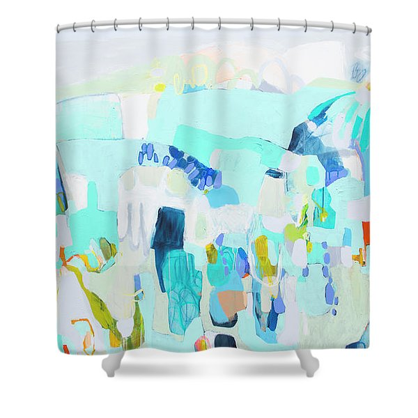 The Truth Of Ruth Shower Curtain