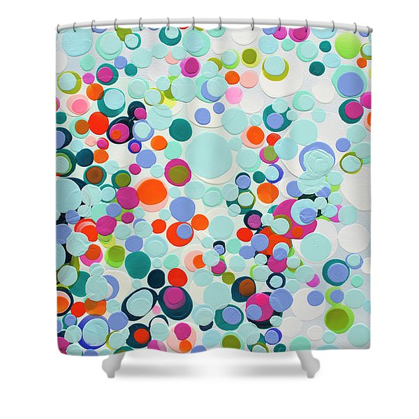 The View From Here Shower Curtain