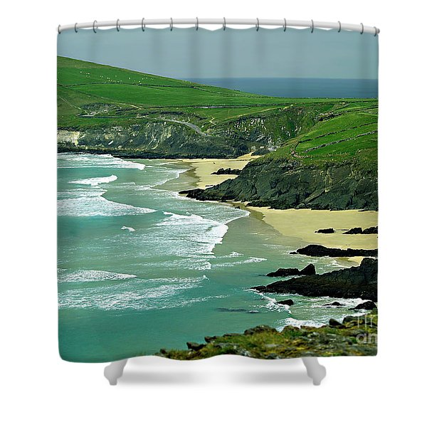 The West Coast Of Ireland Shower Curtain