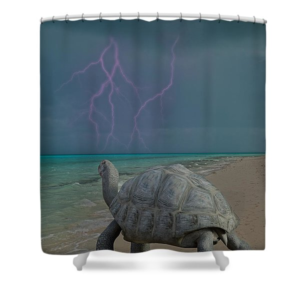 The Wonders Of Mother Nature Shower Curtain