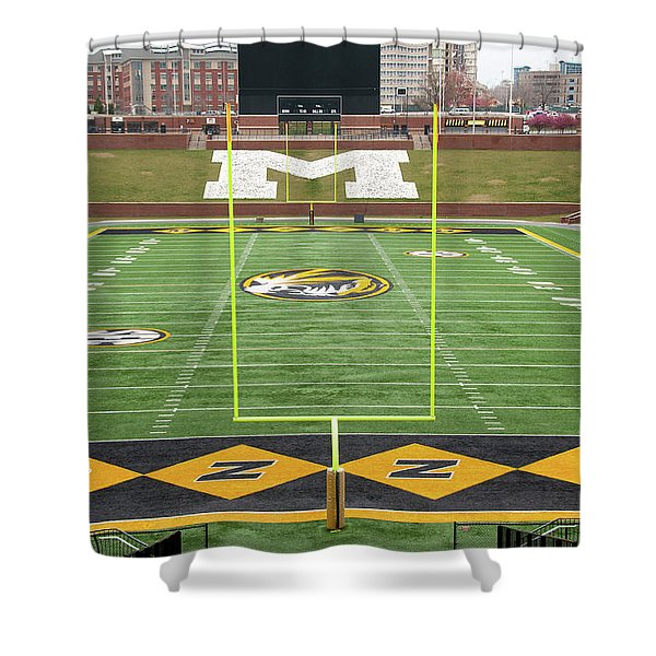 The Zou Shower Curtain