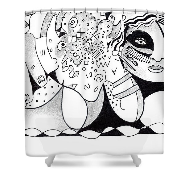 Then There Is That Shower Curtain