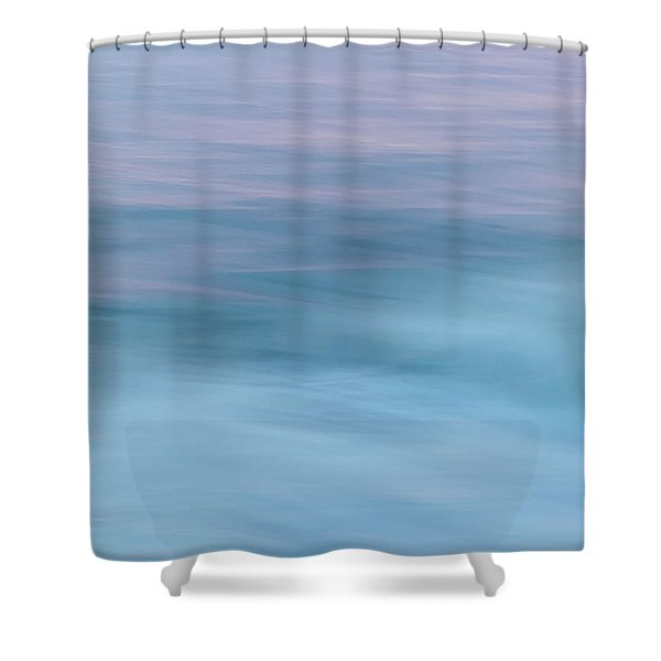 There Is A Calm Shower Curtain