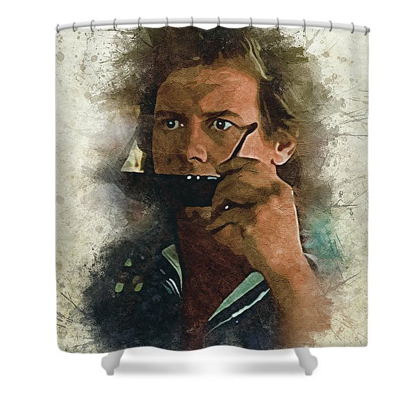 They Live? Shower Curtain