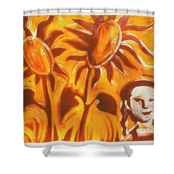 They Were Great That Year Shower Curtain