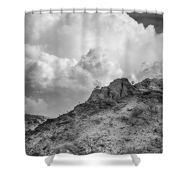 Thirsty Earth Shower Curtain