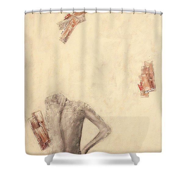 This Is All I Am Shower Curtain