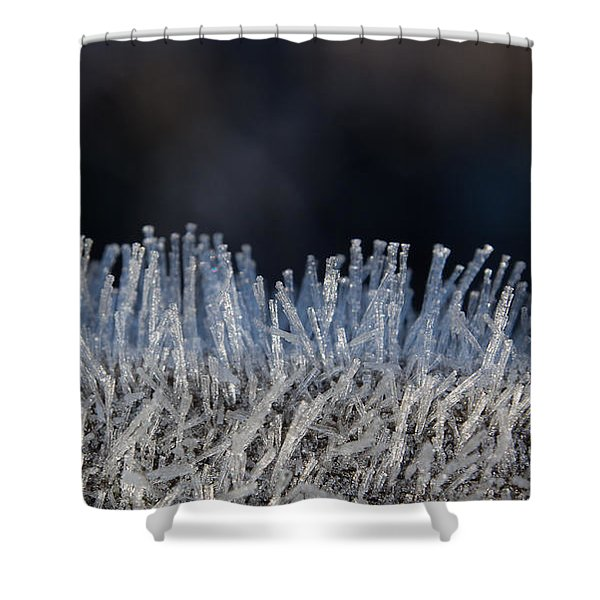 This Is Frost Shower Curtain