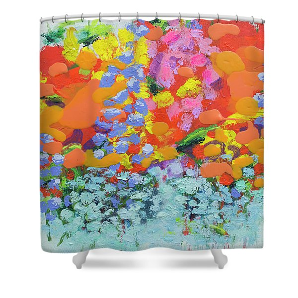 This Is What I Hope For Shower Curtain