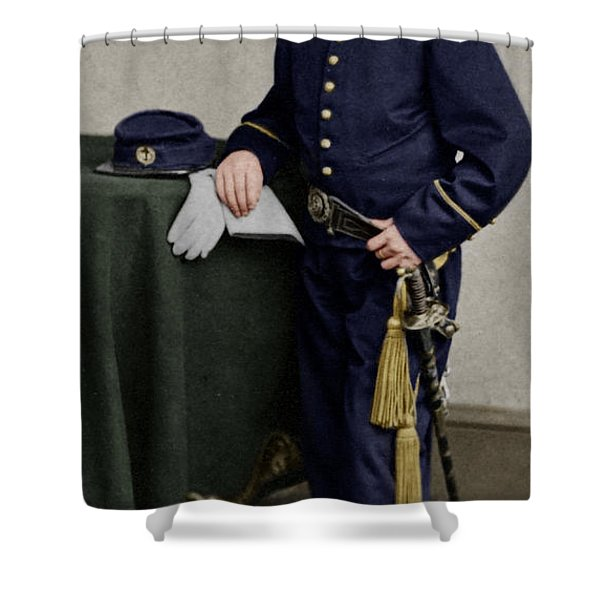 Thomas Tad Lincoln IIi Son Of President Abraham Lincoln 20170520 Long Version Shower Curtain