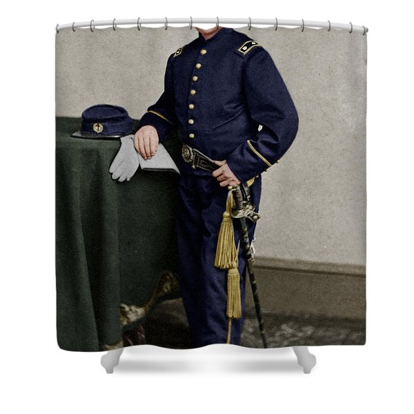 Thomas Tad Lincoln IIi Son Of President Abraham Lincoln 20170520 Shower Curtain