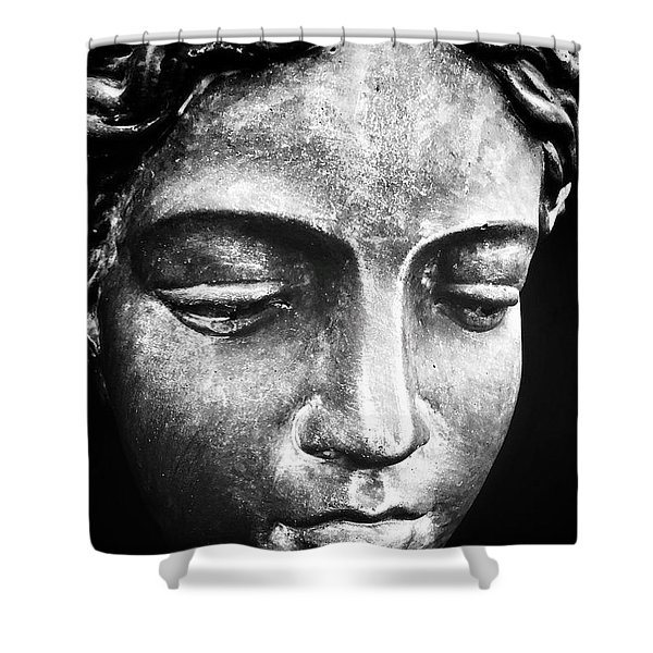 Thoughts Of A Time Gone By Shower Curtain