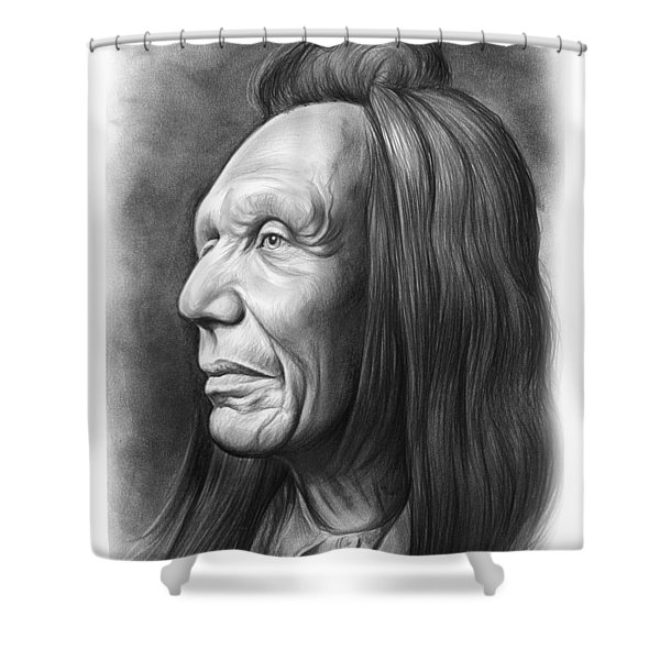 Three Eagles Shower Curtain